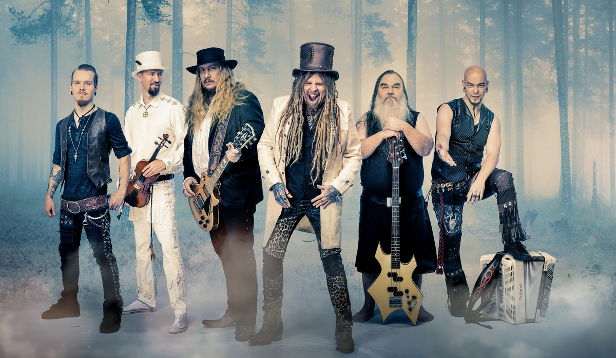 Korpiklaani 2019 Photo: Jani Mahkonen / LOMA GRAPHICS